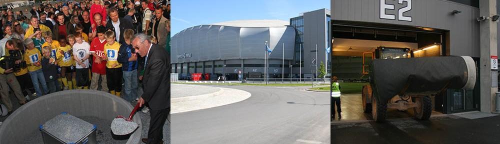 Telenor Arena tilbake til folket